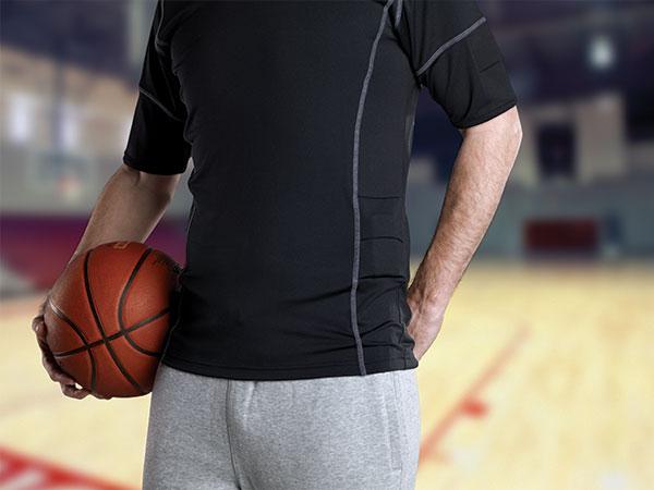 Sport T-Shirt Coolmax® für Herren (Alle MiniMed® Pumpen)