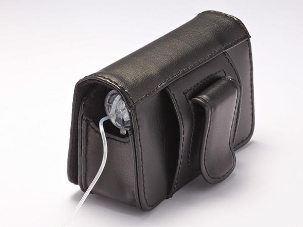 LederTasche mit Clip (Alle MiniMed® Pumpen)
