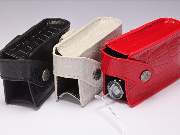 Crocodile Leather Case